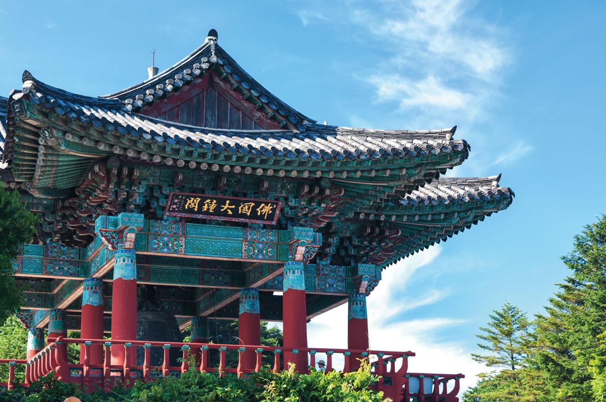 Seoul_Seokguram-Grotto-of-the-Bulguksa-Temple