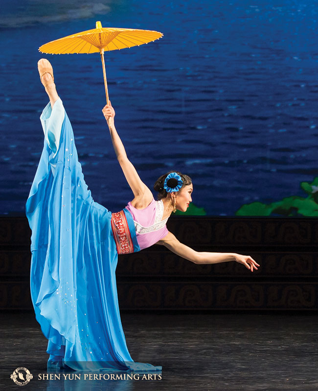 Shenyun Dancer Susan Zhou