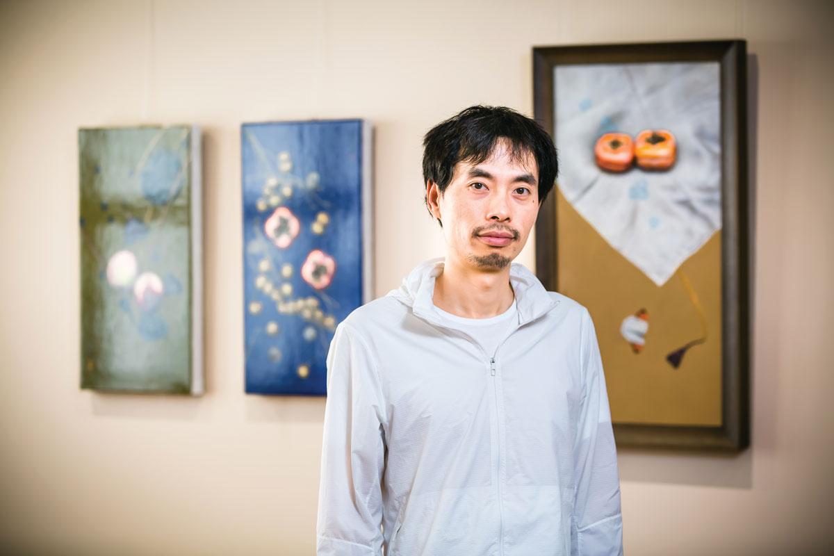 zhangliang_Chinese-realist-painter
