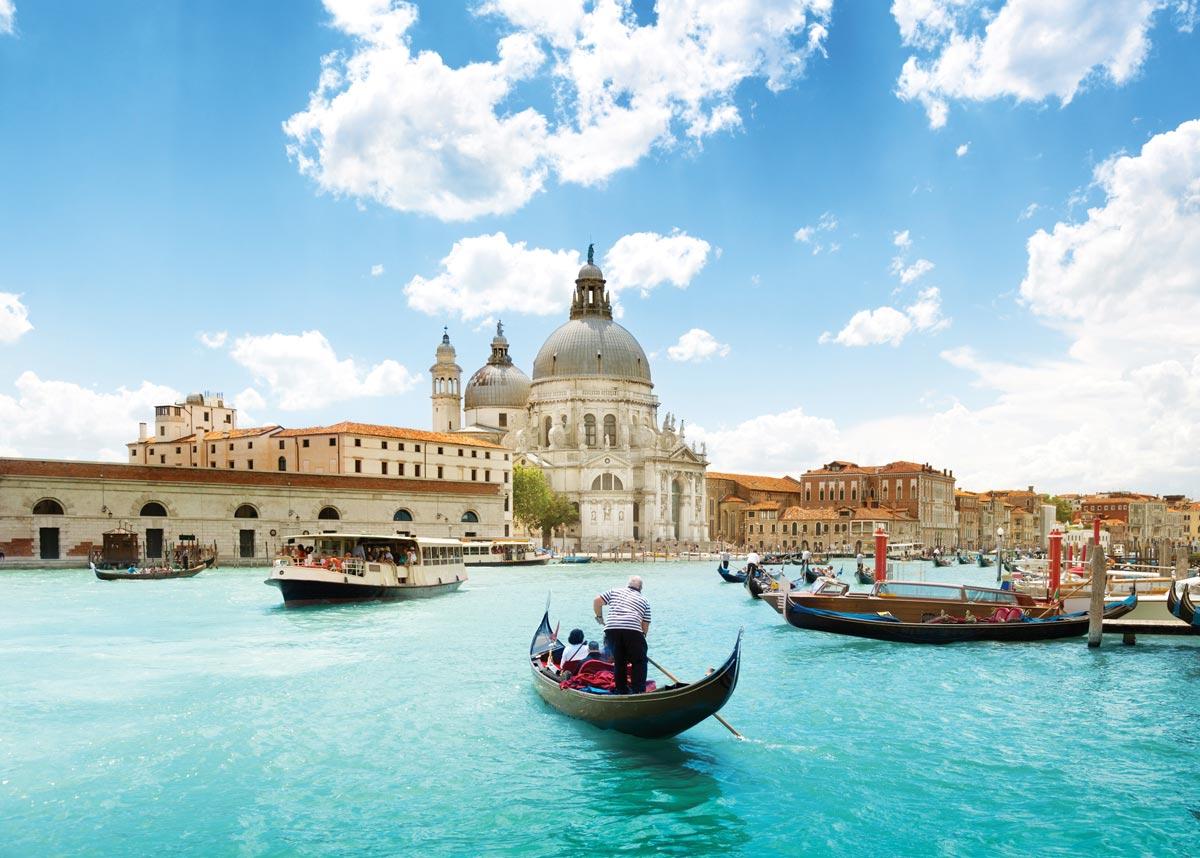Italy Venice Santa Maria della Salute Gondola Piazza San Marco Carnevale Venice _02