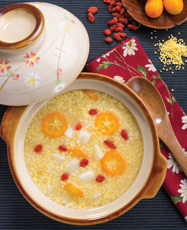 Congee With Kumquats_top